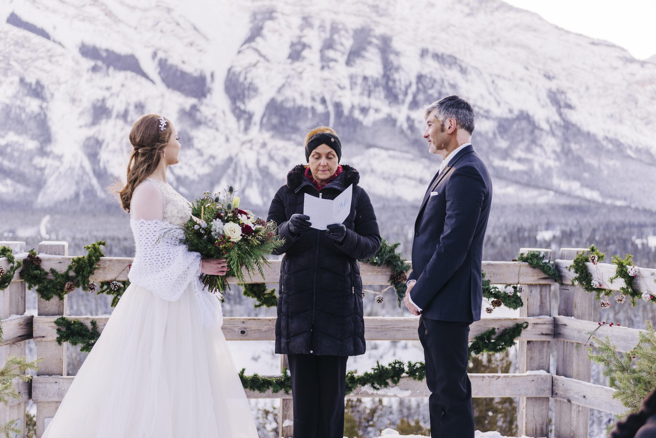 Elopement in Banff